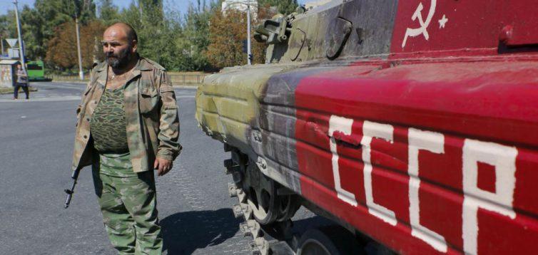 Коммунист-боевик до сих пор получает украинскую пенсию 15 тыс грн/мес живя в ОРДЛО