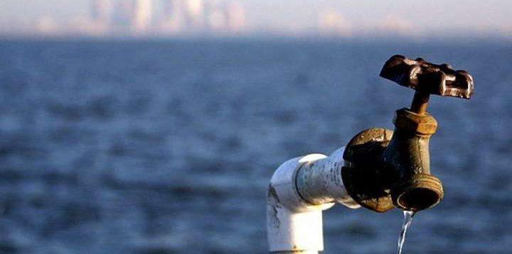 """""""Слуги народу"""" вигадали механізм постачання води в Крим через приватизацію"""