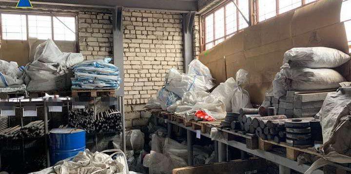 В Україні викрили виробництво танкових снарядів для потреб армії РФ