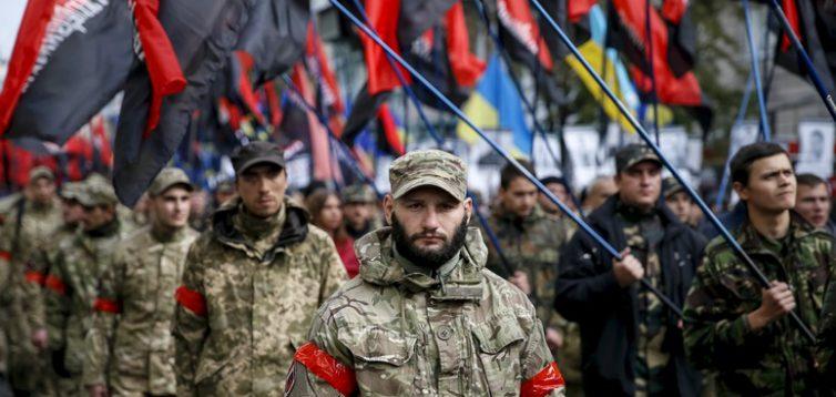 """""""Правий сектор"""" оголосив мобілізацію та готується до бою"""