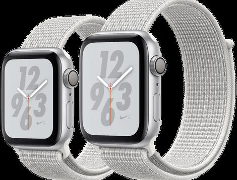 (Рус) Характеристики Apple Watch 4
