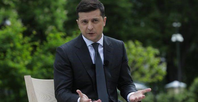 """""""Бандера може провокувати суспільство, Кравчук- захоплює"""",: Зеленський"""