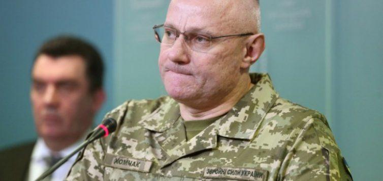 Командування ВСУ почало зменшення видачі озброєння для протистояння бойовикам