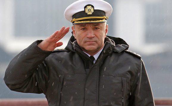 Зеленський звільнив командувача ВМС України Ігоря Воронченка