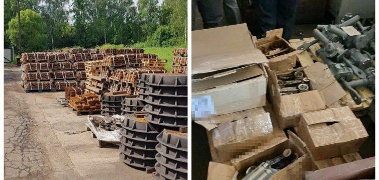 Укрзалізниця закупила крадені та неякісні запчастини на 100 млн грн