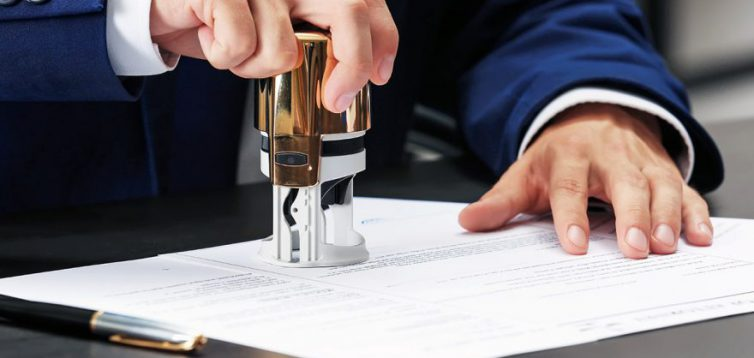 """""""Слуги народу"""" збільшать держмито на заповіт та засвідчення підпису в сотні разів. Документ"""