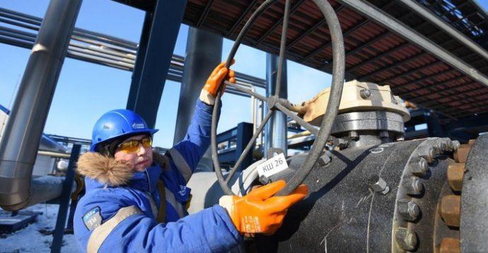 """РФ почала демонтаж труб """"Газпрому"""", якими постачається газ в Україну"""