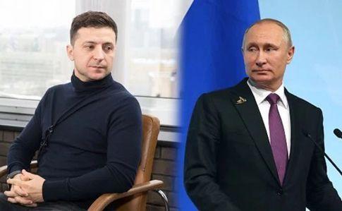 Критика Кремлем Зеленського очевидна- своє завдання він виконав