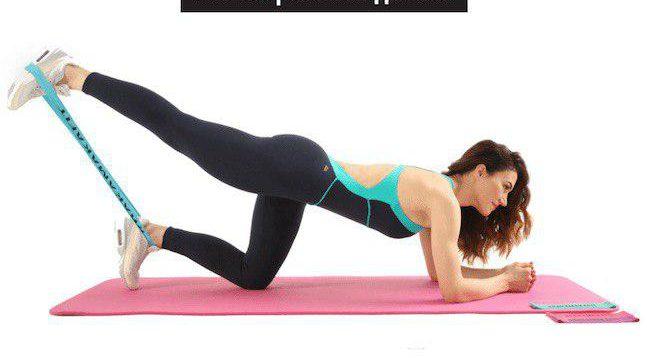 (Рус) Использование резинок для фитнеса