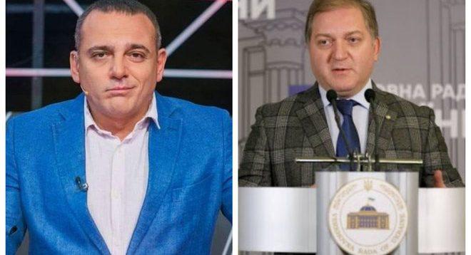 """Депутати """"Слуги народу"""" та """"ОПЗЖ"""" хочуть вернути російську мову в парламент"""