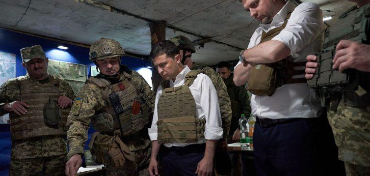 Зеленський підтримує створення приватних армій в Україні