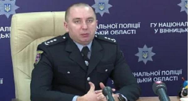 Відстороненого після стрілянини в Броварах начальника поліції підвищили