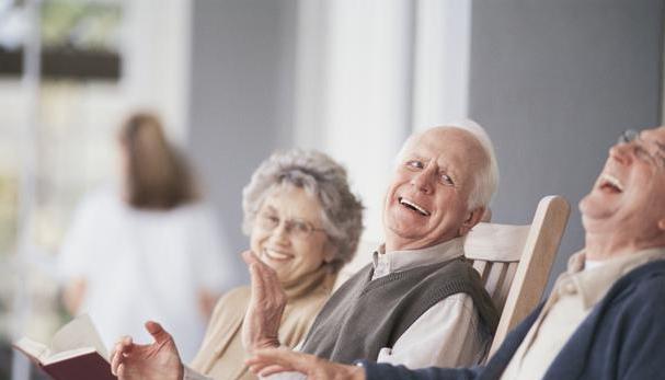 (Рус) Что предлагают постояльцам в частном доме престарелых