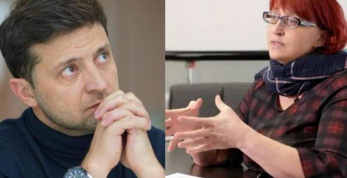"""Зеленський назвав Третьякову """"торпедою"""", через яку його партія може програти вибори. Відео"""