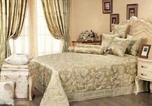 (Рус) Как выбрать постельное белье и покрывала на кровать
