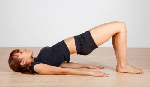 Вправи Кегеля для тонусу м'язів тазу