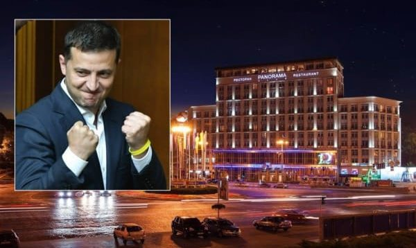 """Купівля готелю """"Дніпро""""- не інвестиції, а майданчик для викачування агресором грошей з України"""