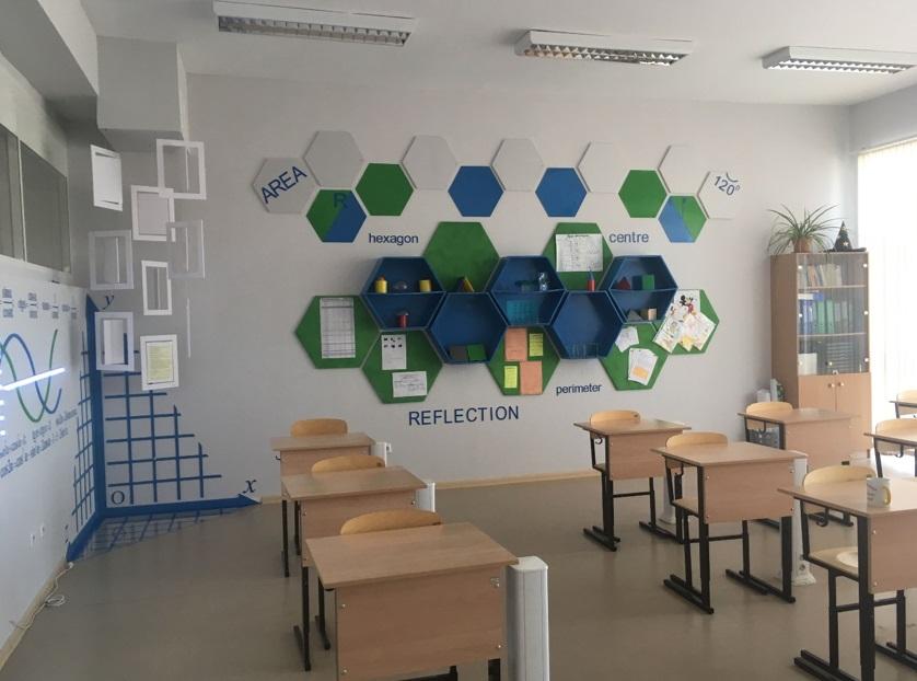 Меблі для початкових класів: столи, стільці, шафи, парти для НУШ