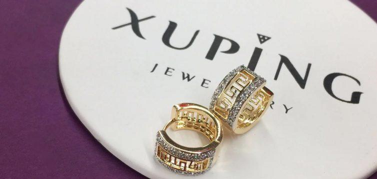 (Рус) Xuping — лучший производитель элитной бижутерии