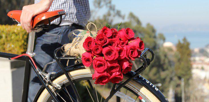 (Рус) Услуги доставки цветов
