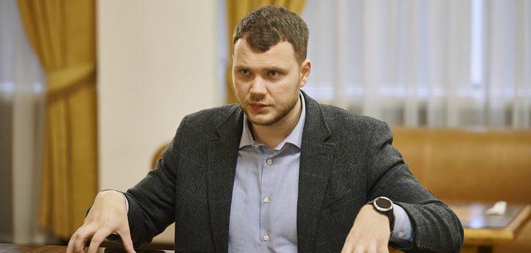 """Криклій приховує нецільове використання коштів відведених на ремонт аеропорту """"Дніпро"""".  Документ"""