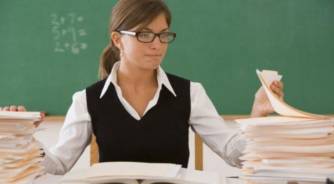 В Україні вчителів більше, ніж потрібно, вважають в Мінфін