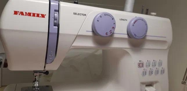 (Рус) Швейная техника Family – простое и доступное решение для ателье или бытового использования