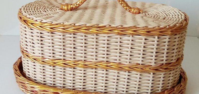 (Рус) Как выбрать плетеные хлебницы