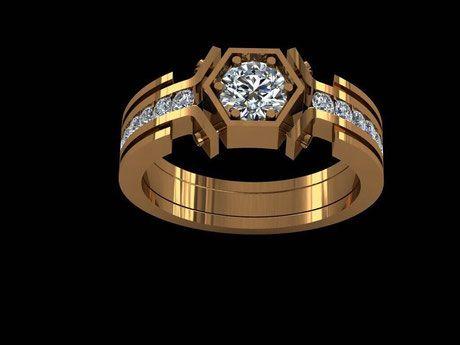 (Рус) Как выбрать женские кольца из золота