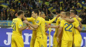 Новую форму футбольной сборной Украины лишили лозунга «Слава Украине»