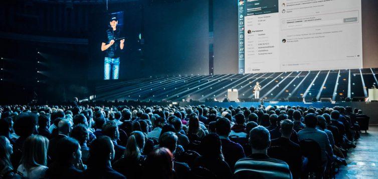 (Рус) Как организовать конференцию