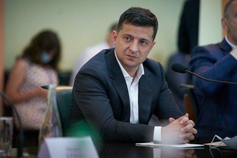 Зеленський заявив, що не коментуватиме Нормандську зустріч, не порадившись з Єрмаком. Відео