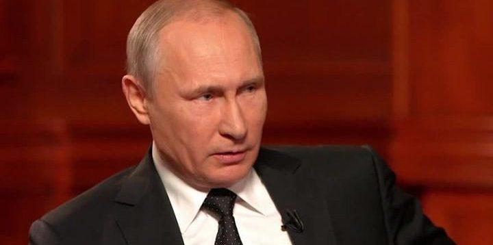 Путін заявив, що погіршення стосунків між Москвою та Києвом не пов'язане з Кримом