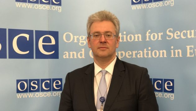В ОБСЄ російська делегація влаштувала демарш під час обговорення агресії РФ