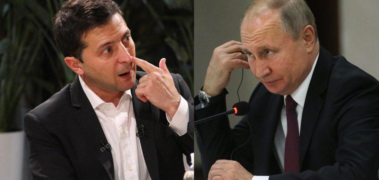Путін заявив про загрозу врегулювання війни на Донбасі