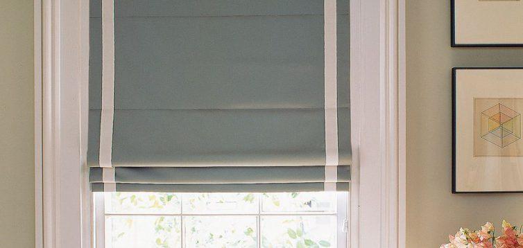 (Рус) Как правильно выбрать римские шторы
