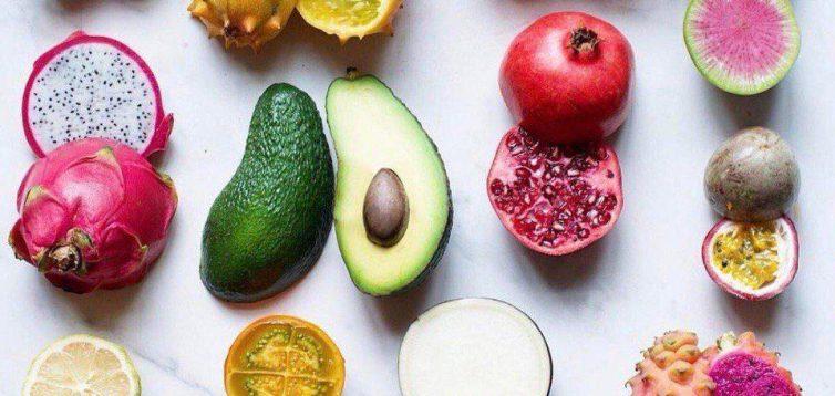 (Рус) Полезные и вкусные экзотические фрукты