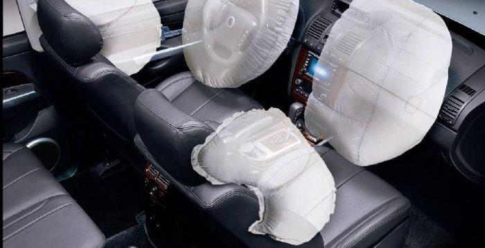 (Рус) Ремонт подушек безопасности – SRS