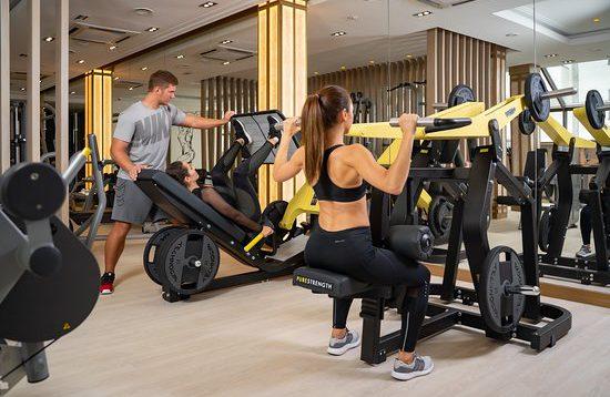 (Рус) Зачем посещать фитнес клубы