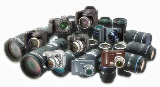 (Рус) Какую выбрать фототехнику