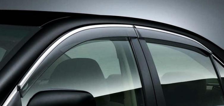(Рус) Разновидности автомобильных дефлекторов