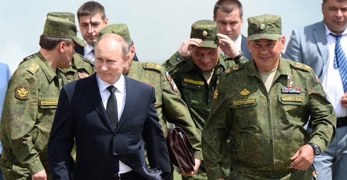 Росія раптово почала перевіряти стан армії на кордоні з Україною