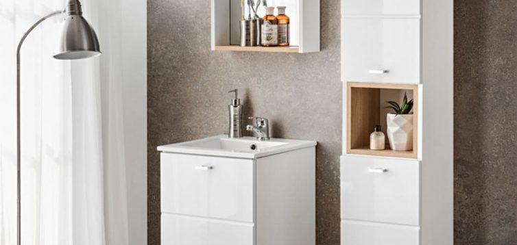 (Рус) Как выбрать мебель для ванной комнаты