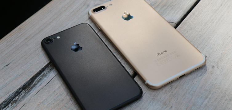 (Рус) iPhone 7/7 plus в чем разница? Короткий обзор от 100chehlov