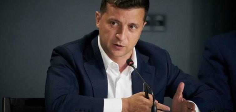 Зеленський хоче скасувати обмеження зарплат чиновників