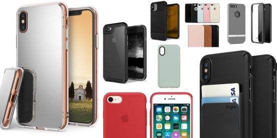 (Рус) Как выбрать чехол для Айфон 8