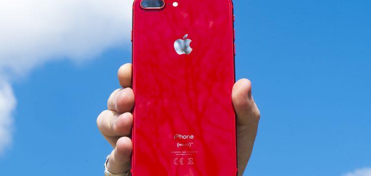 (Рус) Преимущества Айфон 8 красного цвета