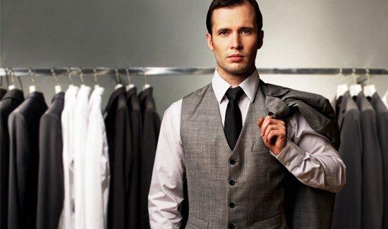 (Рус) Как взять мужской костюм напрокат