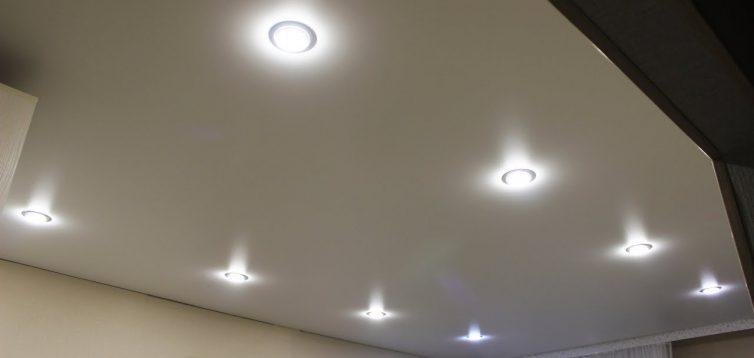 (Рус) Точечные светильники: базовые разновидности и основные преимущества