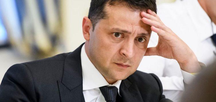 ОПУ: Зеленський продав нерухомість під Києвом та переїхав до Конча-Заспи
